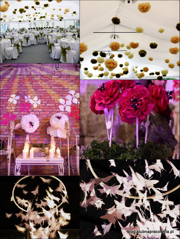 Weselne Dekoracje Blog ślubny ślubna Pracownia Konsultanci