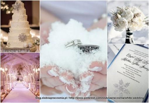 wesele zima 2014