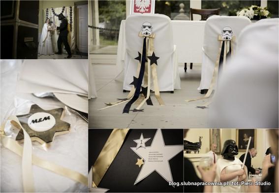 wesele Gwiezdne Wojny