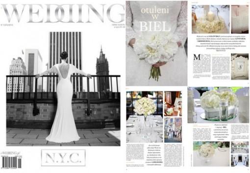 białe wesele