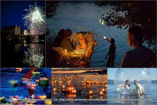 atrakcje impreza nad wodą