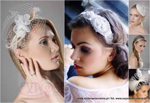 dekoracje do włosów