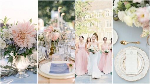 najmodniejsze kolory wesele 2016
