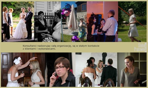 wedding planner koordynacja