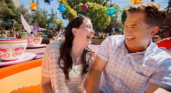 Disneyland-podróż-poślubna