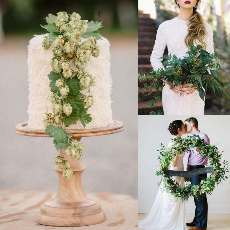 zielone-dekoracje-na-weselach