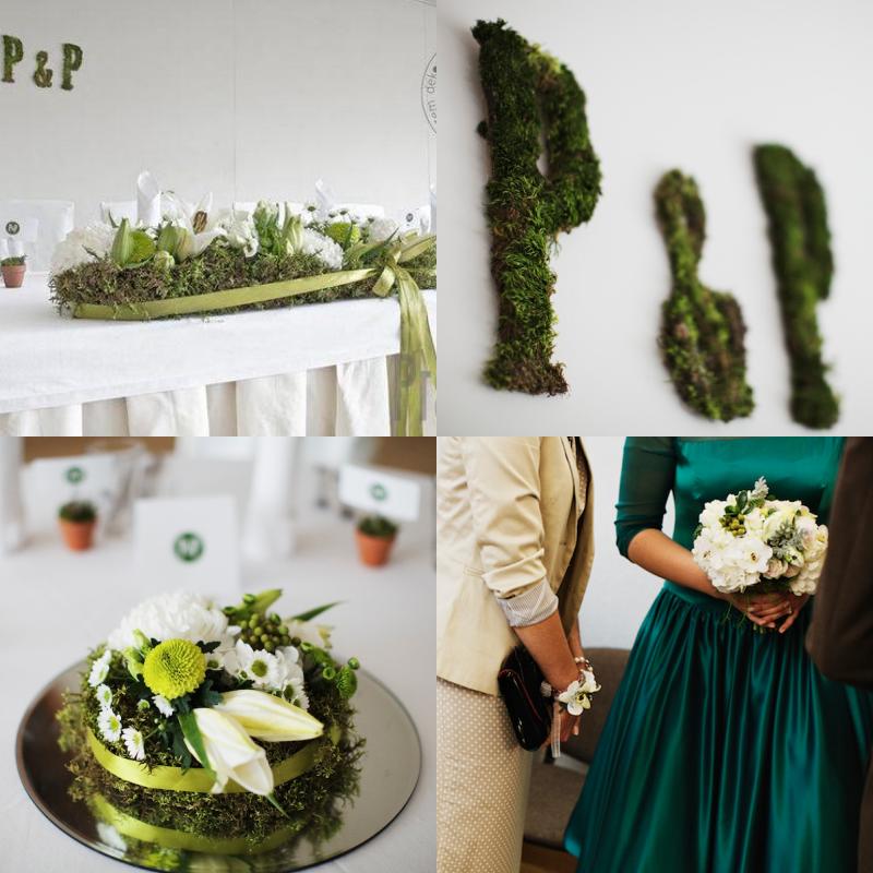 zielone-dekoracje-z-mchu