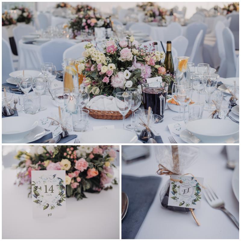 Szwedzkie bufety na weselu