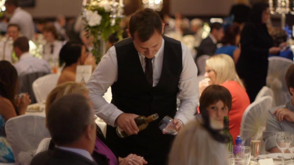 Szwedzki bufet na weselu