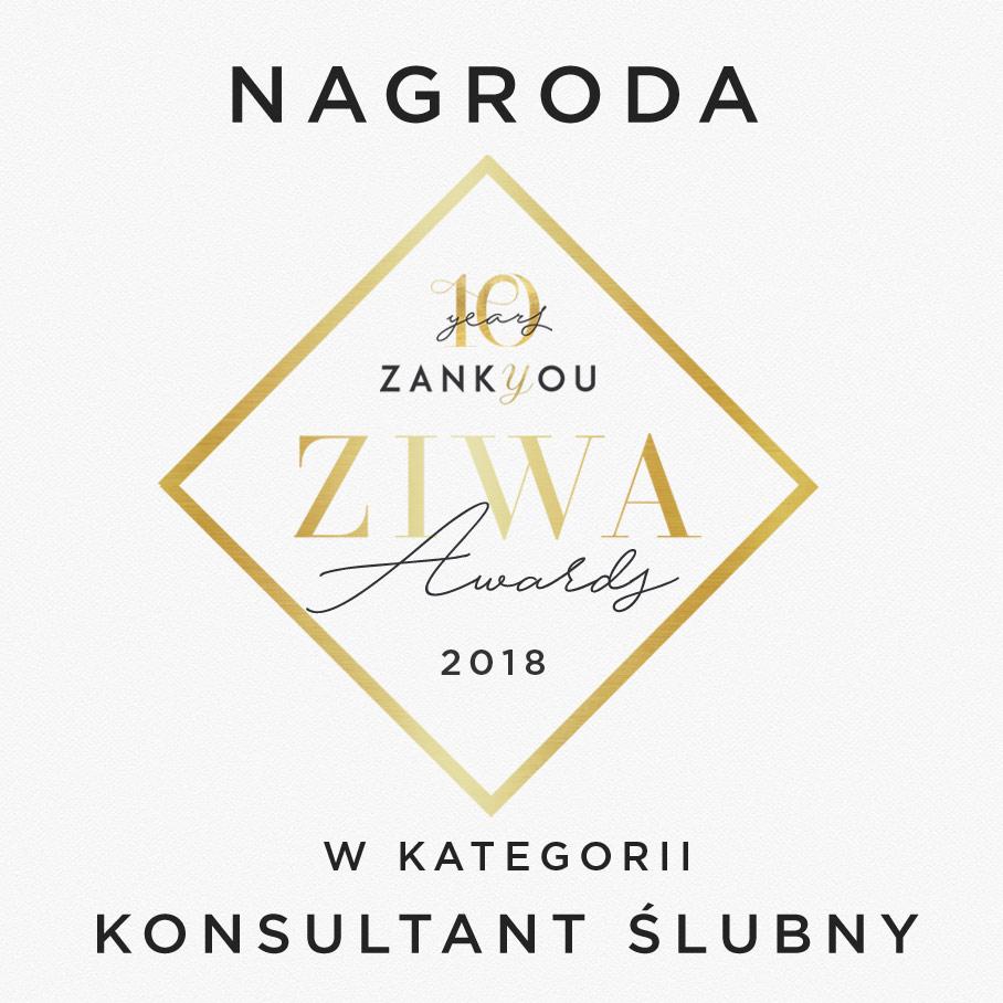 Nagroda Ziwa 2018